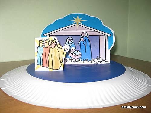 childrens nativity