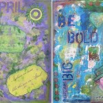 Art journal: process, progress and where to go from here