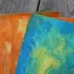 Artistic Mother: week 1 backgrounds & art action plan