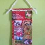 Artistic Mother: week 4 vision statement banner