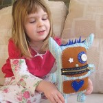 Art, Heart & Healing: week 3, part 3- empathy monster