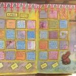 calendar pages galore
