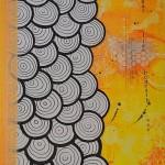 What Lies Beneath- art journal doodles