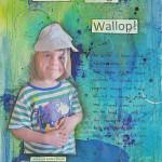 Crash Bang Wallop: a week in my art journal