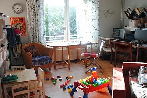 Sadee Scilling's studio
