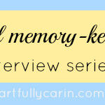 Artful memory-keepers: Jenny Frith