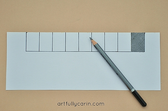 using value scales to improve your drawing skills