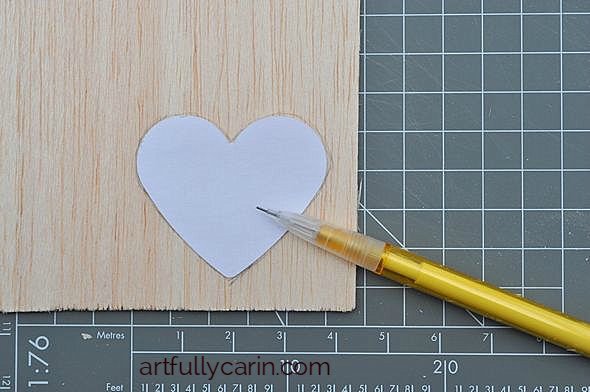 4 ways to make your own wooden charms and embellishments