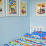 Kirby's big boy bedroom