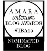 Amara blog awards button