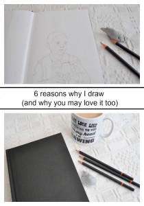 why I draw