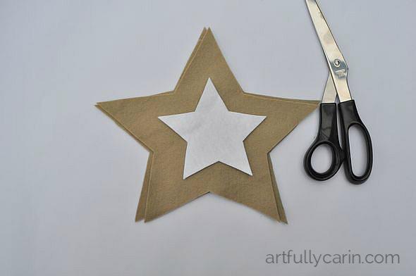Make a 2016 wishing star